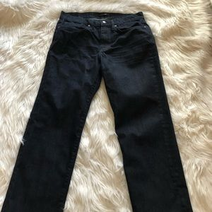 Joe's Jeans The Rebel relaxed straight leg 29x26.5